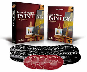 Learn And Master Painting Dvds Review