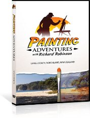 Painting Adventures DVD